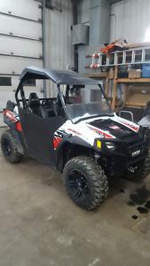 Rzr 800 2011