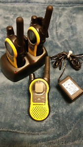 The Motorola talkabout® MH370CR portable two-way radio