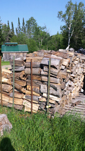 Fire wood for sale.
