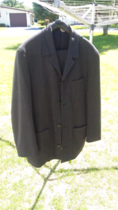 Men's  Charcoal Grey Suit