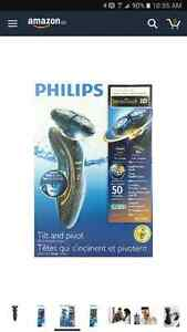 Philips Sensotouch 2D with RQ12 3D replacement blades