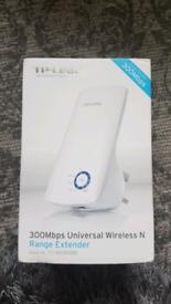TP-Link Wireless N range Extender