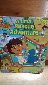 24 Dora the Explorer books & 1 Diego look & find picture book