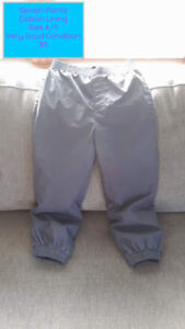 Splash Pant with Cotton Lining - Size 4/5