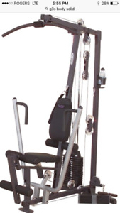 Body Solid G3S Universal Gym