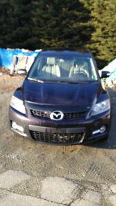 2009 Mazda CX-7 SUV, Crossover