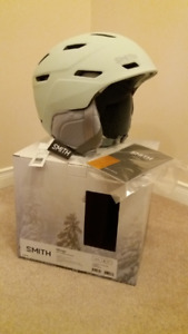 Smith Mirage Ski Helmet Adult L color Matte Ice