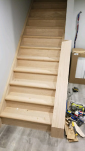 Ugly stairs? Professional stair recovering