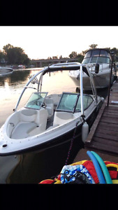 Bayliner br175 baisse de prix ! Super condition