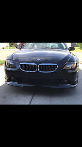 2004 BMW 6-Series 645 Coupe (2 door)