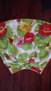 Juicy Couture Floral Skirt- Size M