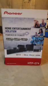 Pioneer 5.1 Home theater surround sound system