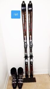 *** ADULTS/JUNIOR SKIS& WAXED & SHARPENED & BOOTS ***