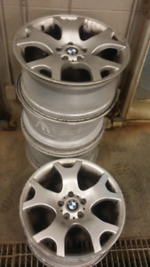 BMW rims all for $200 good for winter