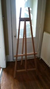 Lyre Style Easel - two available