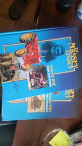 The Massey Legacy Vol 1&2 Books
