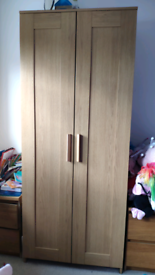 Wardrobe H190 W78 D50 Great Condition