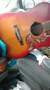 Acoustic guitar for Sale Possible Delivery