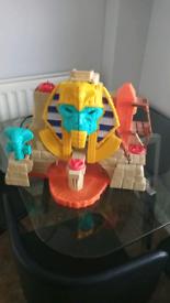 Serpent Strike Pyramid