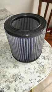 K&N round air filter- need it gone!