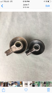 ISO shift collar for 1969 Ford Falcon