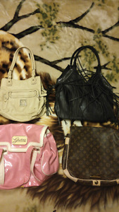 Multiple Purses 20.00 each