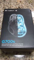 Logitech g700s Gaming Wireless Mouse