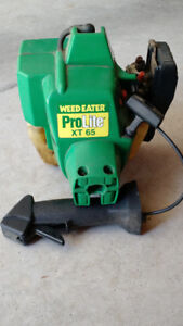 Small Gas Engine - From Weedeater