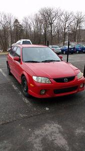 2002 Mazda Protege Autre