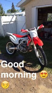 Crf 450r (price reduced)