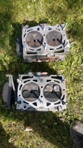 Tête moteur Subaru 2.5 litres