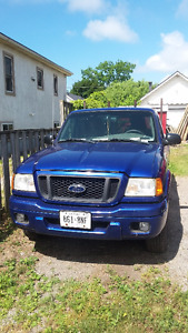 2005 Ford Ranger Coupe (2 door)