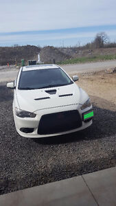 2012 Mitsubishi Lancer ralliart Berline
