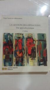 La gestion des opérations Une approche pratique 2ième édition