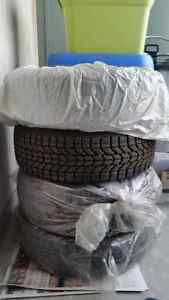 Free set of winter tires and rims, 185 65R15 88S