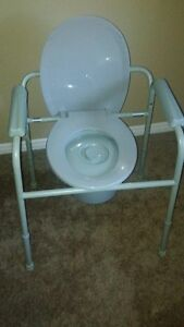 NEW COMMODE WITH LID