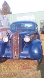 Wanted Wanted 1936 Pontiac Starter