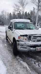 2005 f150 4×4extended cab for sale3200obo