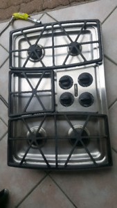 Kitchen Aid Cooktop Gas Stove  30""