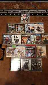 An assortment of PS3 games Belleville Belleville Area image 1