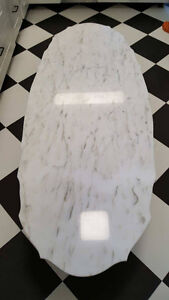 Super Heavy Marble Coffee Table!