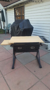 Art and crafts Desk / Easel with Stool