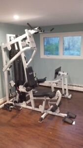 Bodycraft home fitness center for sale