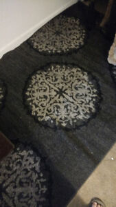 Throw rug 5x10