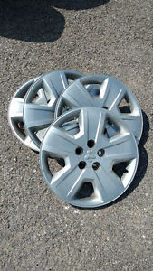 Dodge wheel covers
