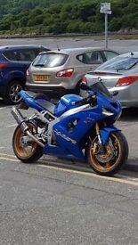 Kawasaki ninja zx6r 636 not gsxr r6 zx10r cbr fireblade