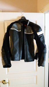 Dainese newsan supersport leather jacket