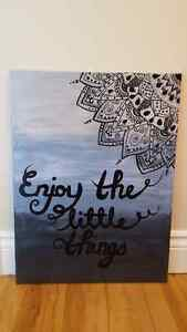 "LG 18x24""canvas painting-picture-art Peterborough Peterborough Area image 2"