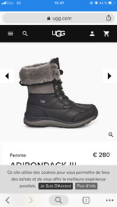 Ugg boots size 7-8 women 5146136693