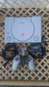 PlayStation 1 console complet